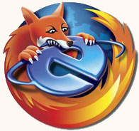 Firefox Eats Internet Explorer